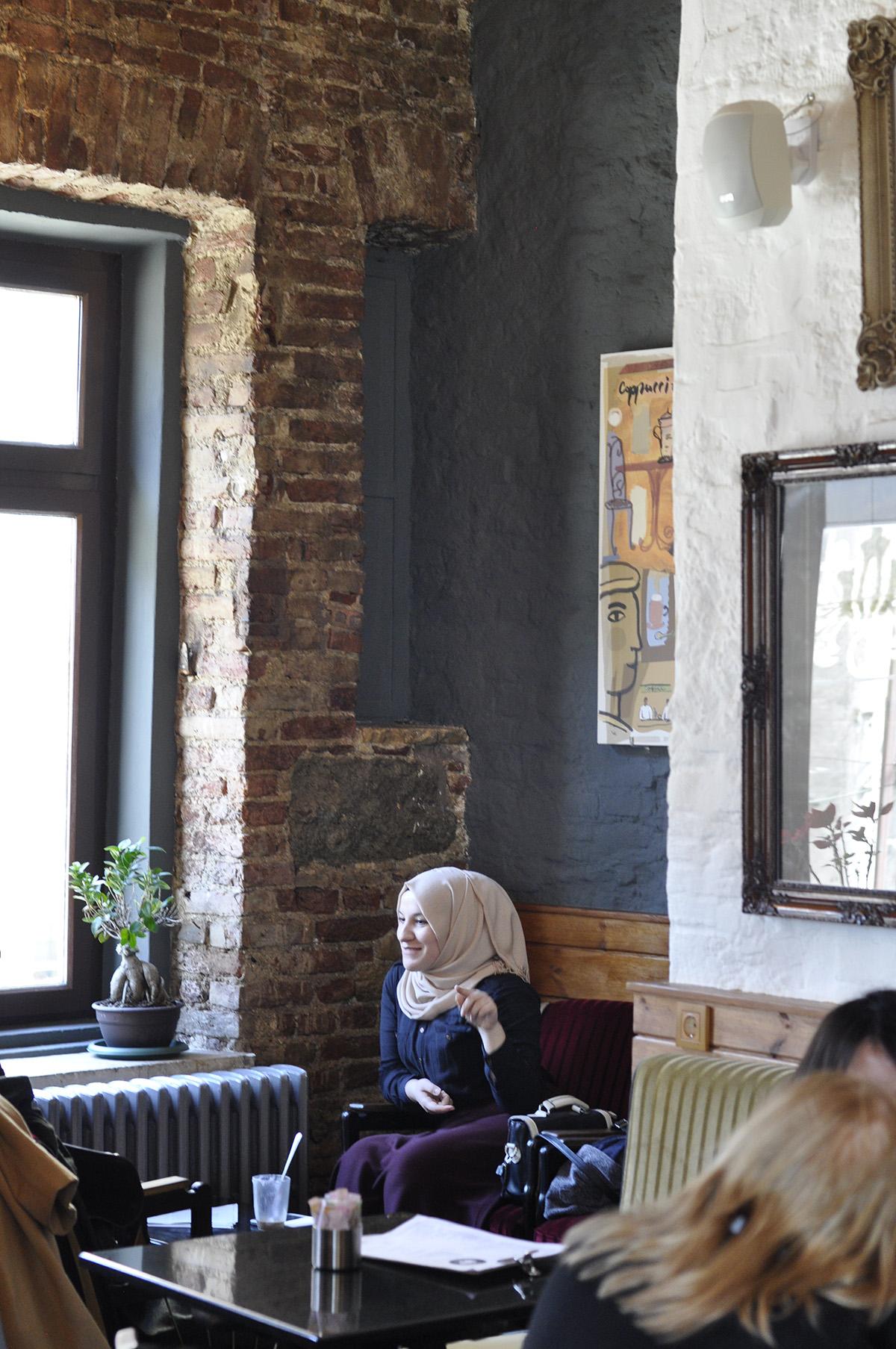 Kitabevi Cafe