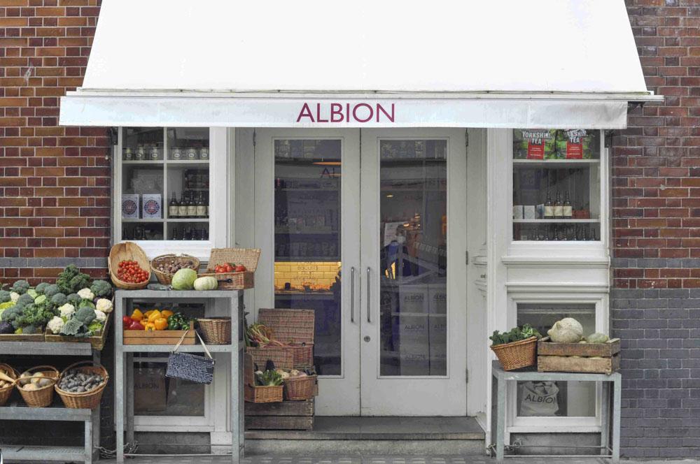 Entrada Albion