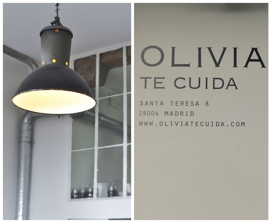 Olivia te Cuida