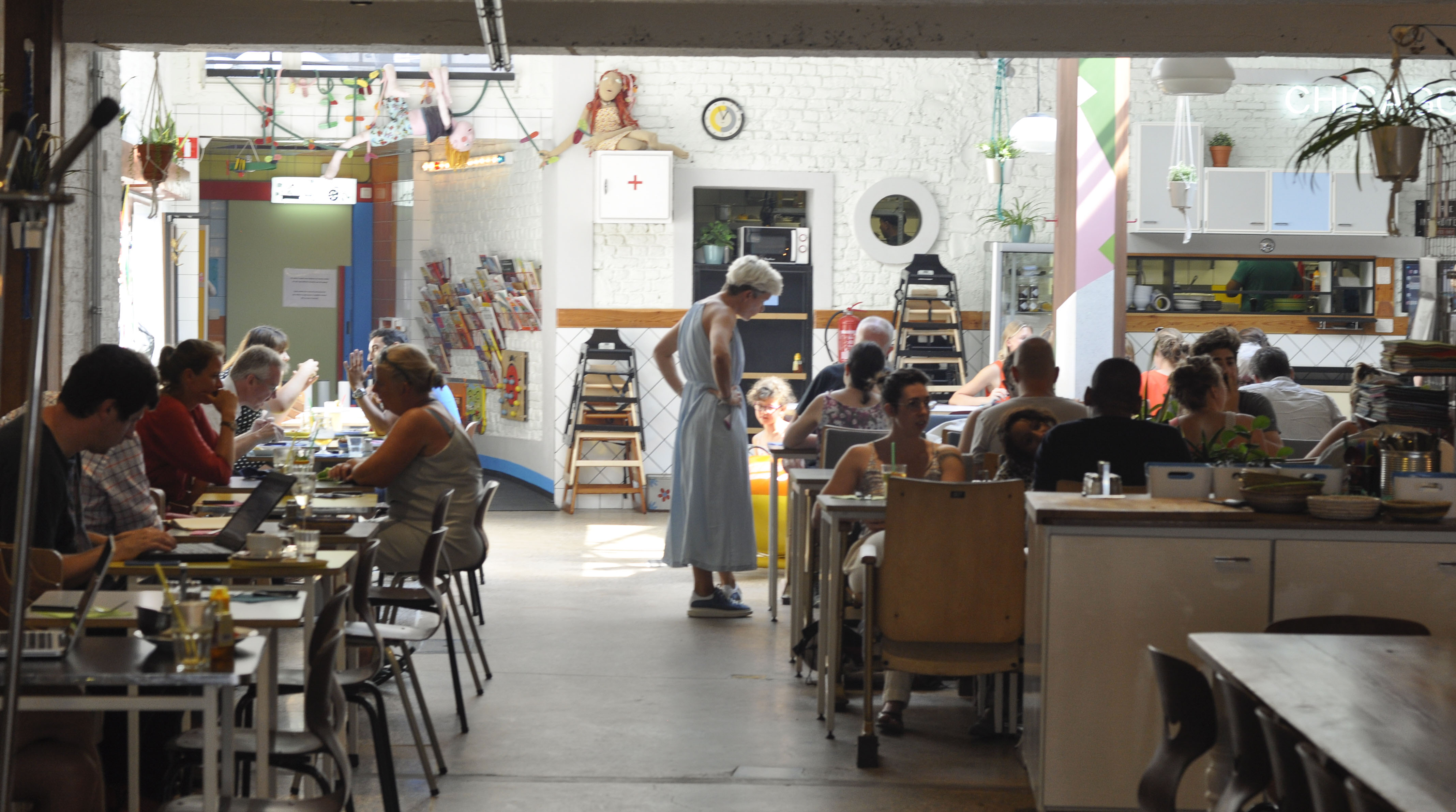 Chicago Cafe