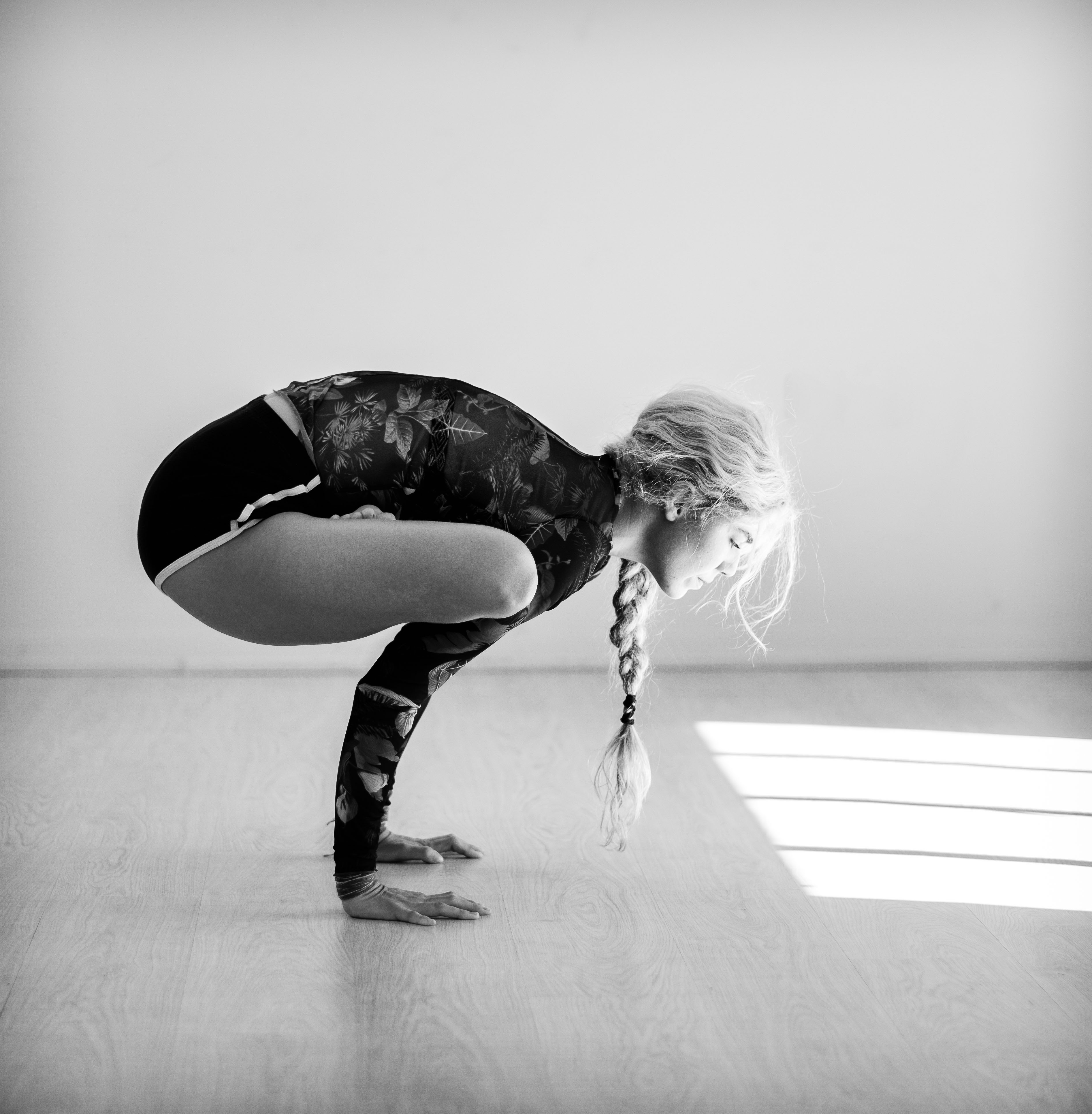 El yoga más espiritual por Alejandra Estrada