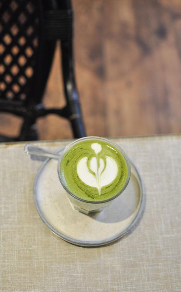 Farm Girl Cafe: las mañanas de Portobello