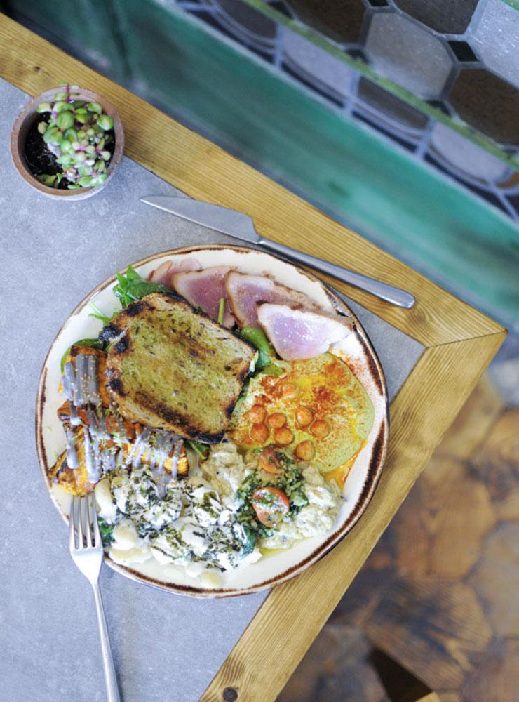 Honest Greens: cocina saludable